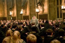 photo 112/163 - Michael Gambon et les apprentis sorciers - Harry Potter et la coupe de feu