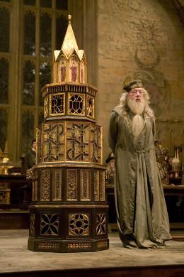 photo 114/163 - Michael Gambon - Harry Potter et la coupe de feu