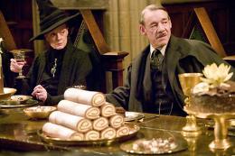 photo 115/163 - Maggie Smith - Harry Potter et la coupe de feu