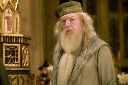 photo 117/163 - Michael Gambon - Harry Potter et la coupe de feu