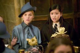 photo 118/163 - Clemence Po�sy et Katie Leung - Harry Potter et la coupe de feu