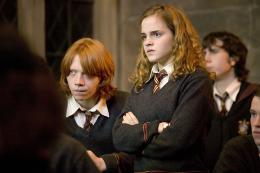 photo 122/163 - Rupert Grint et Emma Watson - Harry Potter et la coupe de feu