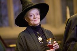 photo 123/163 - Maggie Smith - Harry Potter et la coupe de feu