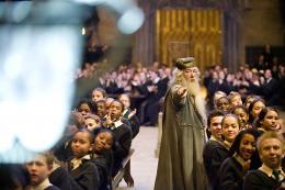 photo 124/163 - Michael Gambon - Harry Potter et la coupe de feu