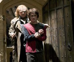 photo 137/163 - Brendan Gleeson et Daniel Radcliffe - Harry Potter et la coupe de feu