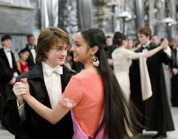 photo 146/163 - Daniel Radcliffe et Afshan Azad - Harry Potter et la coupe de feu