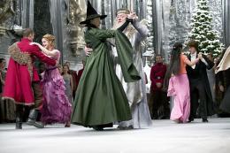 photo 147/163 - Stanislav Ianevski, Emma Watson, Maggie Smith, Michael Gambon, Afshan Azad et Daniel Radcliffe - Harry Potter et la coupe de feu