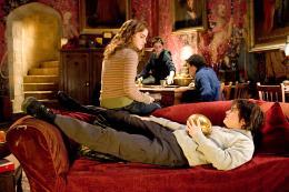 photo 154/163 - Emma Watson et Daniel Radcliffe - Harry Potter et la coupe de feu