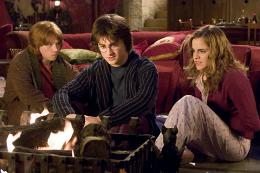 photo 158/163 - Rupert Grint, Emma Watson et Daniel Radcliffe - Harry Potter et la coupe de feu