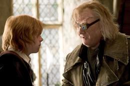 photo 73/163 - Rupert Grint et Brendan Gleeson - Harry Potter et la coupe de feu