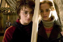 photo 78/163 - Daniel Radcliffe et Emma Watson - Harry Potter et la coupe de feu