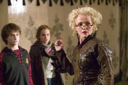 photo 79/163 - Daniel Radcliffe, Emma Watson et Miranda Richardson - Harry Potter et la coupe de feu