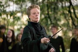 photo 88/163 - Maggie Smith - Harry Potter et la coupe de feu