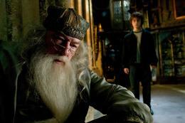 photo 95/163 - Michael Gambon - Harry Potter et la coupe de feu