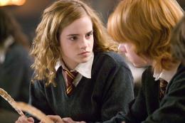 photo 102/163 - Emma Watson et Rupert Grint - Harry Potter et la coupe de feu