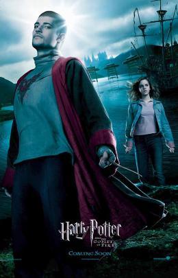 photo 10/163 - Affiche teaser internationale - Harry Potter et la coupe de feu
