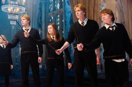 Oliver Phelps Harry Potter et l'ordre du Phénix photo 7 sur 7