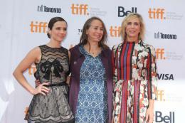 photo 13/19 - Linda Cardellini, Shira Piven, Kristen Wiig - Festival de Toronto 2014 - Welcome to Me - © Isabelle Vautier pour CommeAuCinema.com
