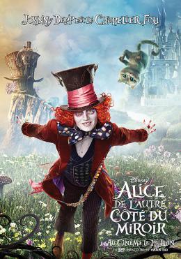 photo 31/45 - Alice de l'autre côté du miroir - © Walt Disney Studios