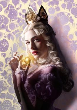 Anne Hathaway Alice de l'autre côté du miroir photo 1 sur 305