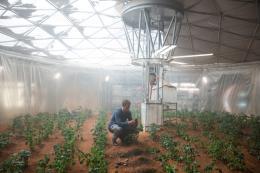 photo 3/74 - Matt Damon - Seul sur Mars - © 20th Century Fox