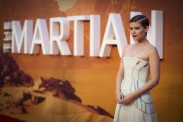 Kate Mara Avant-première de Seul sur Mars à Londres photo 9 sur 56