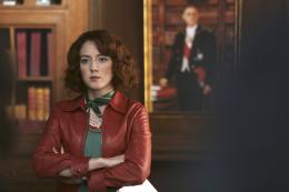 photo 37/49 - Les petits meurtres d'Agatha Christie : Cartes sur table - © France TV Distribution