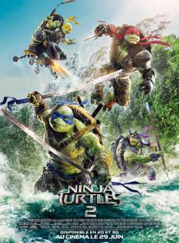 photo 16/20 - Ninja Turtles 2 - © Paramount