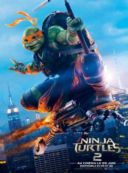 photo 14/20 - Ninja Turtles 2 - © Paramount