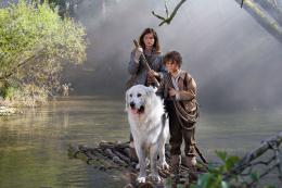 photo 21/65 - F�lix Bossuet, Thylane Blondeau - Belle et S�bastien, l'Aventure Continue - © Gaumont Distribution