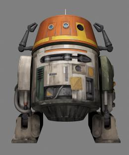 photo 3/8 - Star Wars Rebels - Prémices d'une Rébellion  - © Walt Disney Home Entertainment