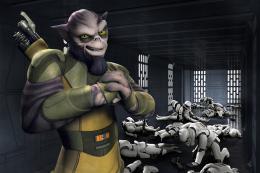 photo 5/8 - Star Wars Rebels - Prémices d'une Rébellion  - © Walt Disney Home Entertainment