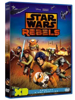 photo 1/8 - Star Wars Rebels - Prémices d'une Rébellion  - © Walt Disney Home Entertainment
