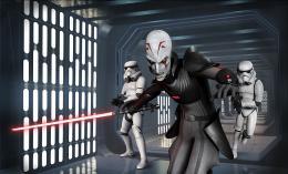 photo 8/8 - Star Wars Rebels - Prémices d'une Rébellion  - © Walt Disney Home Entertainment