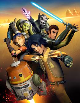 photo 2/8 - Star Wars Rebels - Prémices d'une Rébellion  - © Walt Disney Home Entertainment