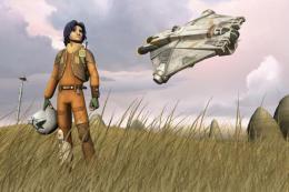 Star Wars Rebels - Pr�mices d'une R�bellion photo 6 sur 8