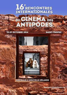 16èmes Rencontres internationales du Cinéma des Antipodes de Saint-Tropez 2014 photo 8 sur 8