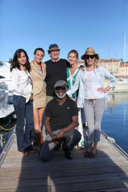 16èmes Rencontres internationales du Cinéma des Antipodes de Saint-Tropez 2014 Le Jury photo 1 sur 8