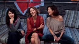 Entre Amis Zabou Breitman, Isabelle Gélinas, Mélanie Doutey photo 6 sur 13