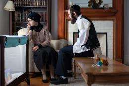 Félix et Meira Hadas Yaron, Luzer Twersky photo 6 sur 11