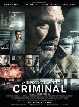 photo 17/18 - Criminal - Un Espion dans la Tête - © Metropolitan FilmExport