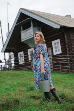 Irina Ermolova Les nuits blanches du facteur photo 1 sur 2