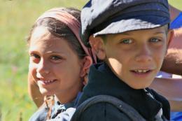 Francesca Zara Cino, l'enfant qui traversa la montagne photo 3 sur 10