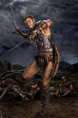 photo 5/13 - Spartacus, La Guerre des Damnés - Saison 3 - © FPE