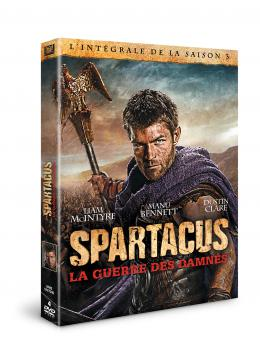 photo 6/13 - Spartacus, La Guerre des Damnés - Saison 3 - © FPE