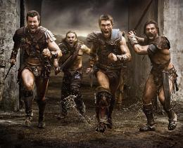 photo 8/13 - Spartacus, La Guerre des Damnés - Saison 3 - © FPE