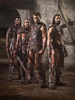 photo 2/13 - Spartacus, La Guerre des Damnés - Saison 3 - © FPE