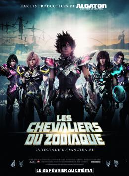 photo 43/43 - Les Chevaliers du Zodiaque - La Légende du Sanctuaire - © Wild Bunch