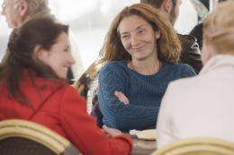 photo 14/15 - Sidse Babett Knudsen, Corinne Masiero - L'Hermine - © Gaumont Distribution