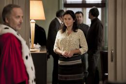 photo 6/15 - Fabrice Luchini, Sidse Babett Knudsen - L'Hermine - © Gaumont Distribution